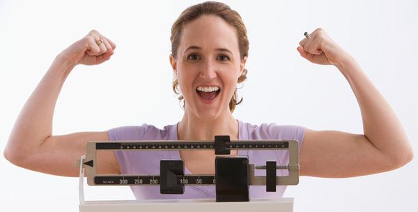 N'arrive pas a perdre du poids